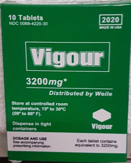 Imagens VIGOUR 3200