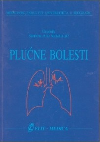Plucne bolesti , autor:Srboljub Sekulic,2000 god.