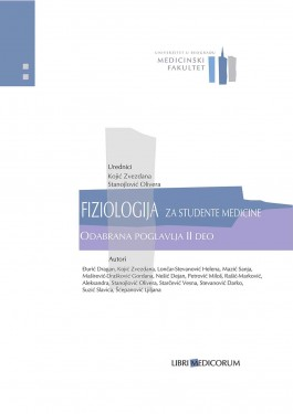 Fiziologija za studente medicine odabrana poglavlja 2