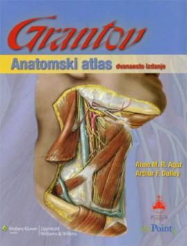 Grantov Anatomsk Atlas 12. Izdanje