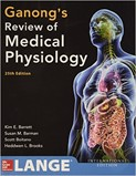 Ganongs Review of Medica Phyziology 25Th Edition