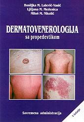 Dermatologija sa Propedvtikom Autori Lalevic, Vasic Bosiljka
