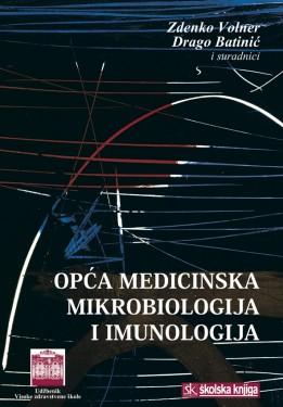 Opca Medicinska Mikrobiologija i Imunologija Zdenko Volner Skolska Knjiga