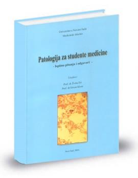 Patologija za Studente Medicine Unirvezitet Novi sad