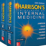 2018 Harrison's Principles of Internal Medicine, Twentieth Edition (Vol.1 & Vol.2)