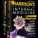 Internal Medicine Harissons 1 i 2. 19 th,Denis L. Casper,Antony S.Fauci,2015 godina