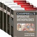 Dostupno Campbells Operative Orthopadics  Textbook