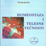 Homeostaza i telesne tecnosti Vujadin M. Mujivic,2001 godina