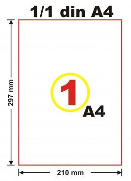 Registru de casa, autocopiativ A4, 50 seturi/2 exemplare