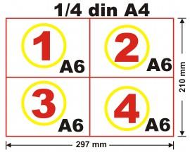 Chitanta, nepersonalizata, 50 set x 3 ex., a-n