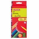 Creioane colorate, Herlitz, 12 culori