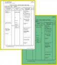 Formular de incarcare-descarcare deseuri nepericuloase, A4, 2 ex., alb-negru, personalizat