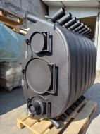 Sobă canadiană pe lemne - Tip 07 -PROMETEU - 65 kW- 2000 m3