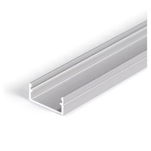profil led aparent begton 12 aluminiu anodizat lungime 2m. Black Bedroom Furniture Sets. Home Design Ideas