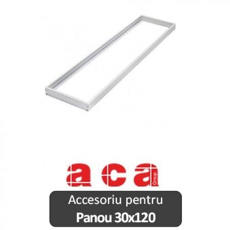 Aca Light Accesoriu pentru panou LED 1200x300mm aparent