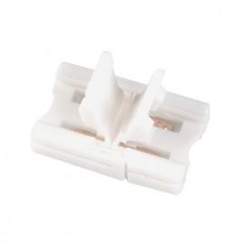 Conector pentru banda LED monocoloră 10mm -pachet 5buc