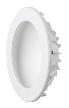 Poze Downlight Led Rotund Lumină Indirectă 8W 4200K ( Alb-Neutru )