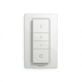 Philips - Spot aplicat HUE Pillar Alb 2x5.5W  LED