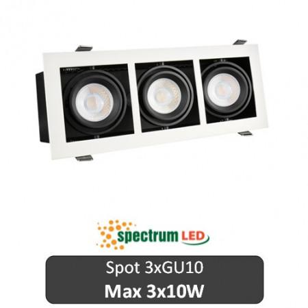 Spectrum Modern Day 3xGU10