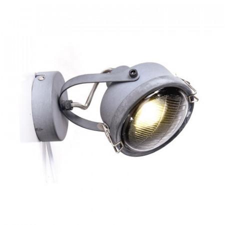 CORP ILUMINAT ACA LIGHTING AR1721W19G METAL GRI ANTICHIZAT GU10