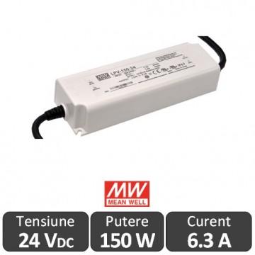 Sursa alimentare LED 150W 24V IP67