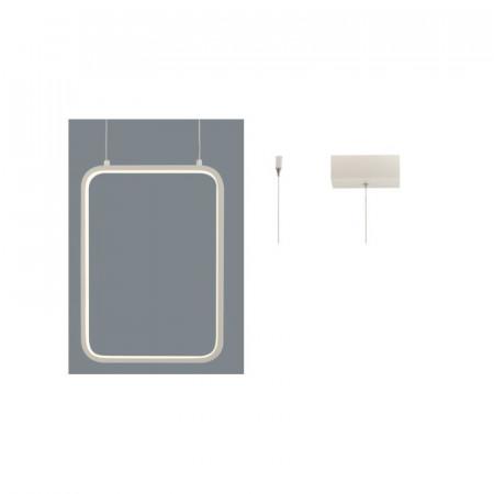 CORP ILUMINAT V30LEDP26WH METAL ALB LED INTEGRAT