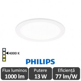Poze Philips CoreLine SlimDownlight DN135B LED10S/840