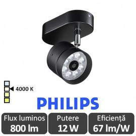 Philips - Proiector LED ST120C 12W/840 orientabil, alb-neutru
