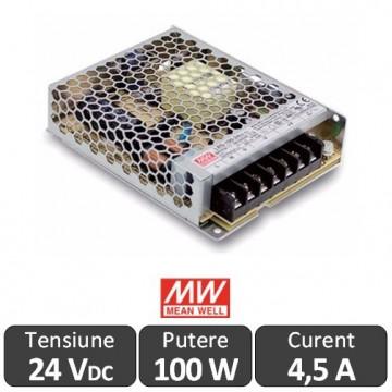 Sursa alimentare LED 100W 24V 4,5A