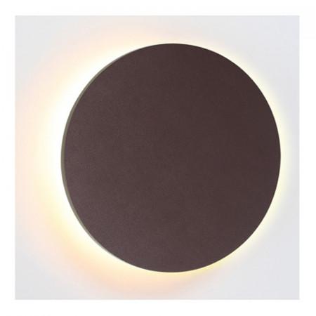 CORP ILUMINAT ACA LIGHTING ZM1724LEDWDL PIELE MARO INCHIS LED