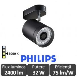 Poze Philips - Proiector LED ST120C 32W/830 orientabil, alb-cald