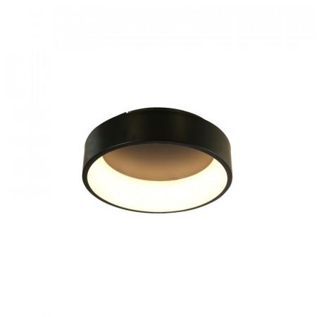 CORP ILUMINAT ACA LIGHTING BR81LEDC45BK  DIMABIL METAL NEGRU LED INTEGRAT