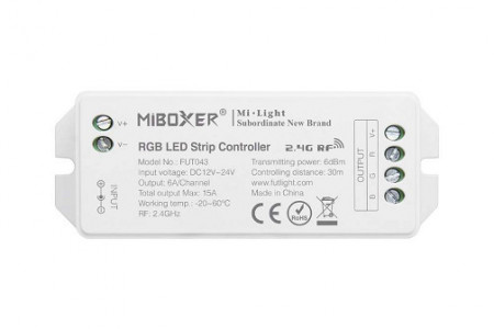 Controller MiLight RGB 15A 12-24V