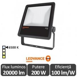 Osram Ledvance - Proiector LED de Exterior 200W IP65 6500K Alb-Rece BK