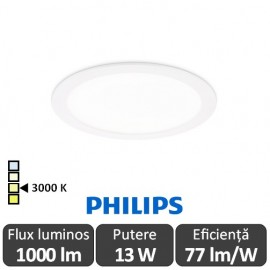 Poze Philips CoreLine SlimDownlight DN135B LED10S/830