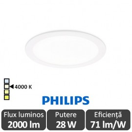 Philips CoreLine SlimDownlight DN135B LED20S/840