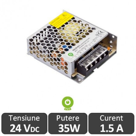 Sursa alimentare POS LED 35W 24V IP20