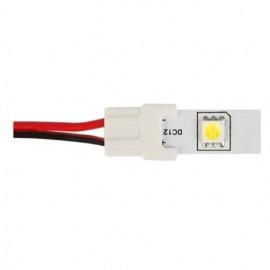 Conector flexibil pentru banda LED monocoloră 10mm -pachet 5buc