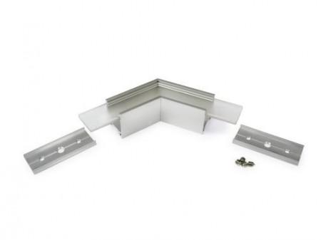 Element colt 120 grade profil LED Linea20 -set 2buc