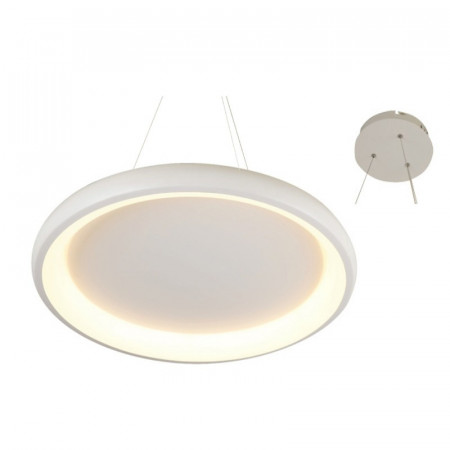 CORP ILUMINAT ACA LIGHTING BR71LEDP61WH  DIMABIL METAL ALB LED INTEGRAT