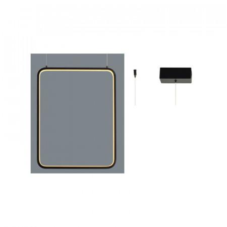 CORP ILUMINAT V30LEDP36BK METAL NEGRU LED INTEGRAT