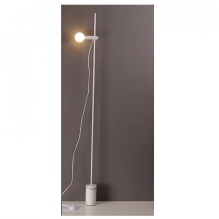 ACA LIGHTING LAMPADAR OD581F160W METAL MARMURA ALB E14