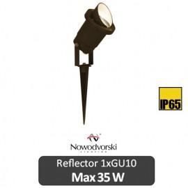 NOWODORSKI Reflector Gradina Bush GU10 IP65