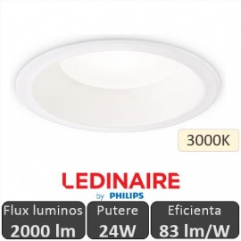 Poze Philips Ledinaire DN010B LED20S/830