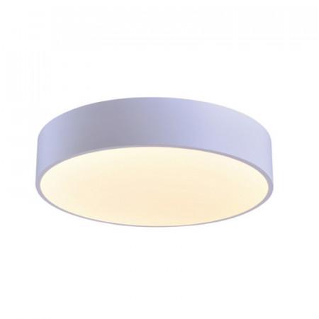 CORP ILUMINAT ACA LIGHTING V29LEDC50WH METAL ALB LED INTEGRAT