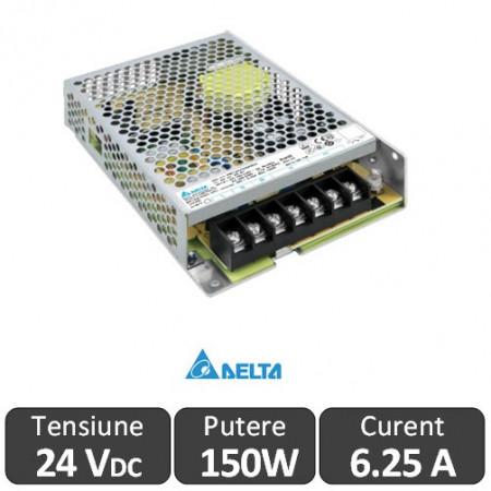 Sursa alimentare Delta 150W 24V IP20