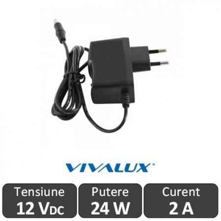 Vivalux Sursa alimentare LED 24W 12V 2A