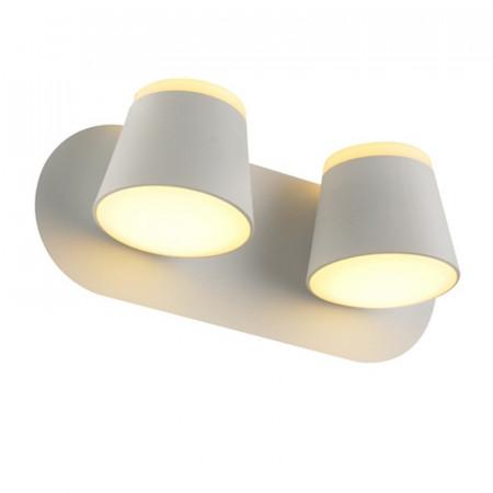 CORP ILUMINAT ACA LIGHTING V83LEDW27WH APLICA ALB LED