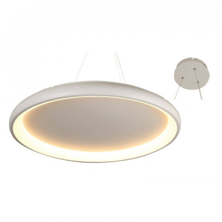 CORP ILUMINAT ACA LIGHTING BR71LEDP81WH  DIMABIL METAL ALB LED INTEGRAT