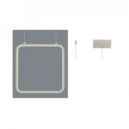 CORP ILUMINAT V30LEDP30WH METAL ALB LED INTEGRAT